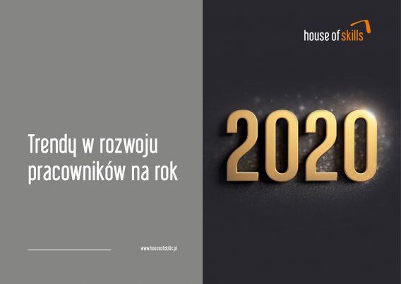 Trendy w rozwoju pracowników na rok 2020