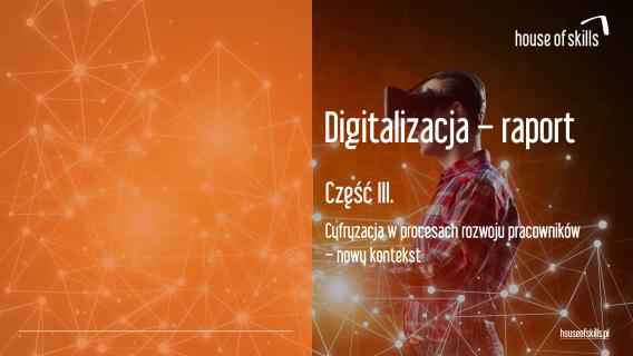 Raport digitalizacja CZĘŚĆ III